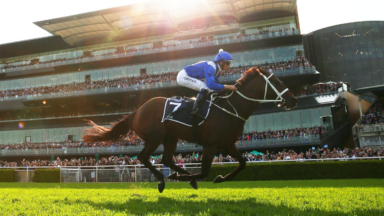 Winx has galvanised the sporting public. Picture: Getty Images