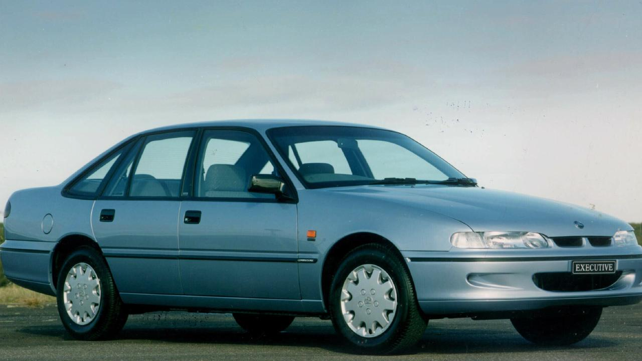 1994 Holden VR Commodore. Picture: Supplied