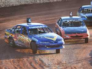 Maryborough Speedway Production Qld Titles