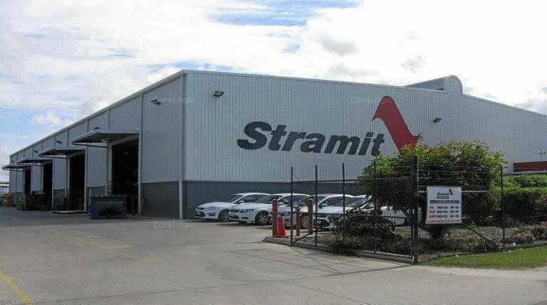 The Stramit shed in Parkhurst, North Rockhampton sold for $5m.