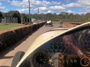 WATCH: Take a virtual lap at the Wondai Sprints