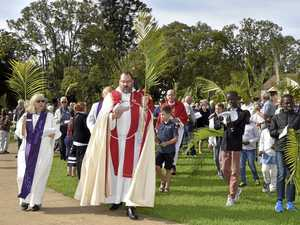 Christians 'prepare' for Easter in Toowoomba
