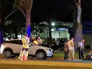 Pedestrian hit by car - Coffs Harbour