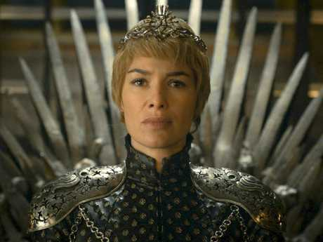 Cersei is the world's worst plot spoiler. Picture: HBO