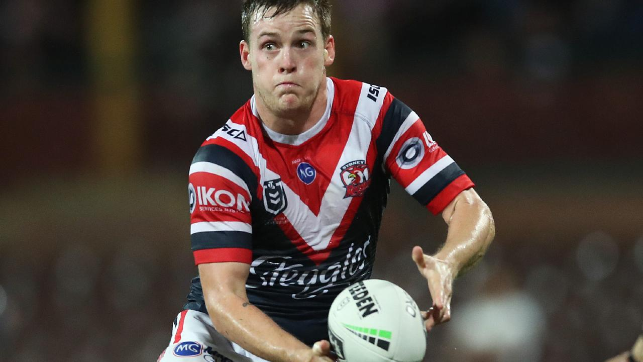 Luke Keary is right in the running for a NSW State of Origin jersey. Picture: Phil Hillyard