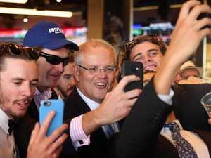 Tony Abbott's awkward PM gaffe