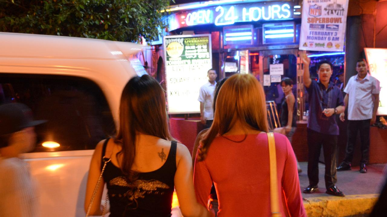 Manrique had been frequenting and 'hooking up' in seedy Manila bars. Picture: iStock.