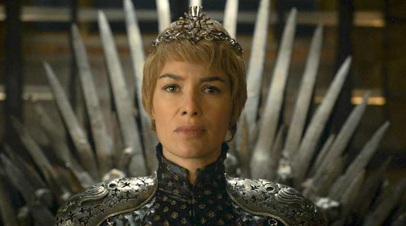Lena Headey as Cersei Lannister on Game of Thrones. Headey said she was amazed at how quickly time had passed since the show premiered. Picture: HBO