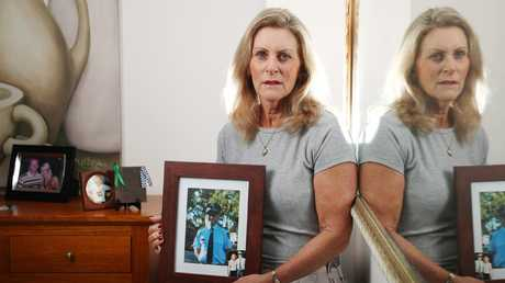 Julie Waters, mother of slain Gold Coast cop Damian Leeding, is devastated Benjamin Power will be freed.