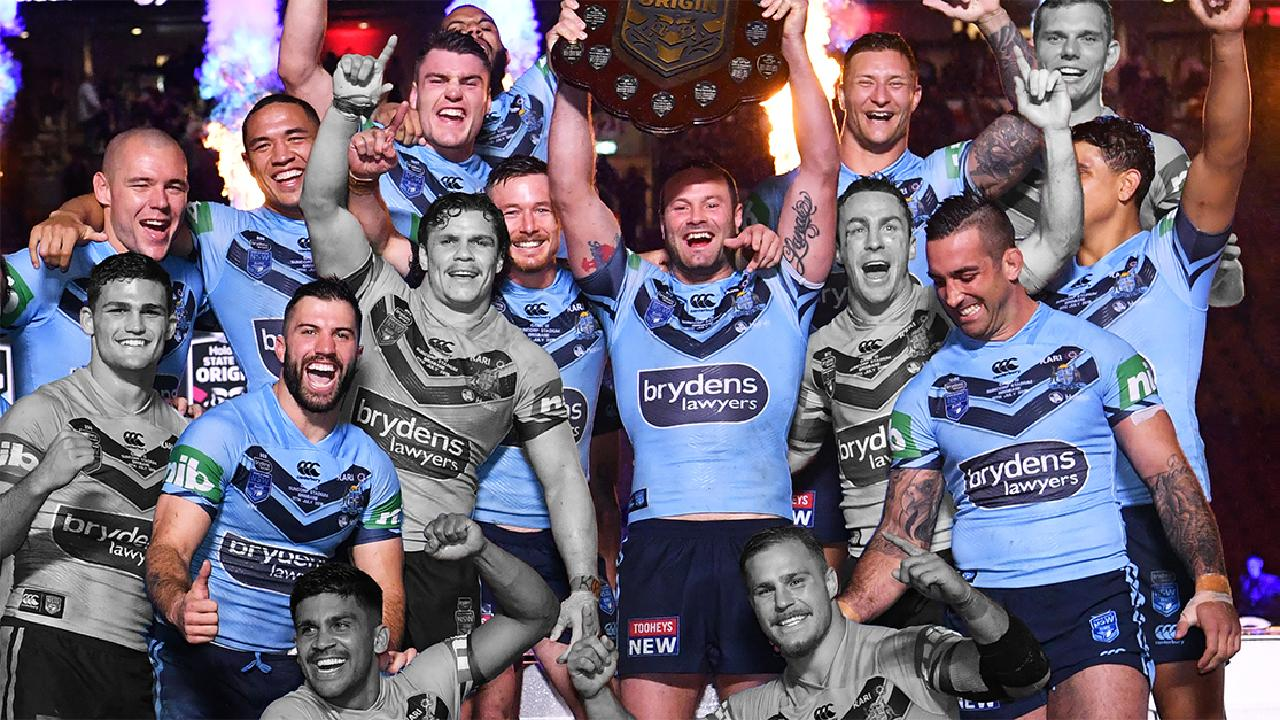How many players from last year's series final will feature in Origin I for NSW?