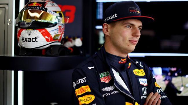 Red Bull brat fumes during qualifying.