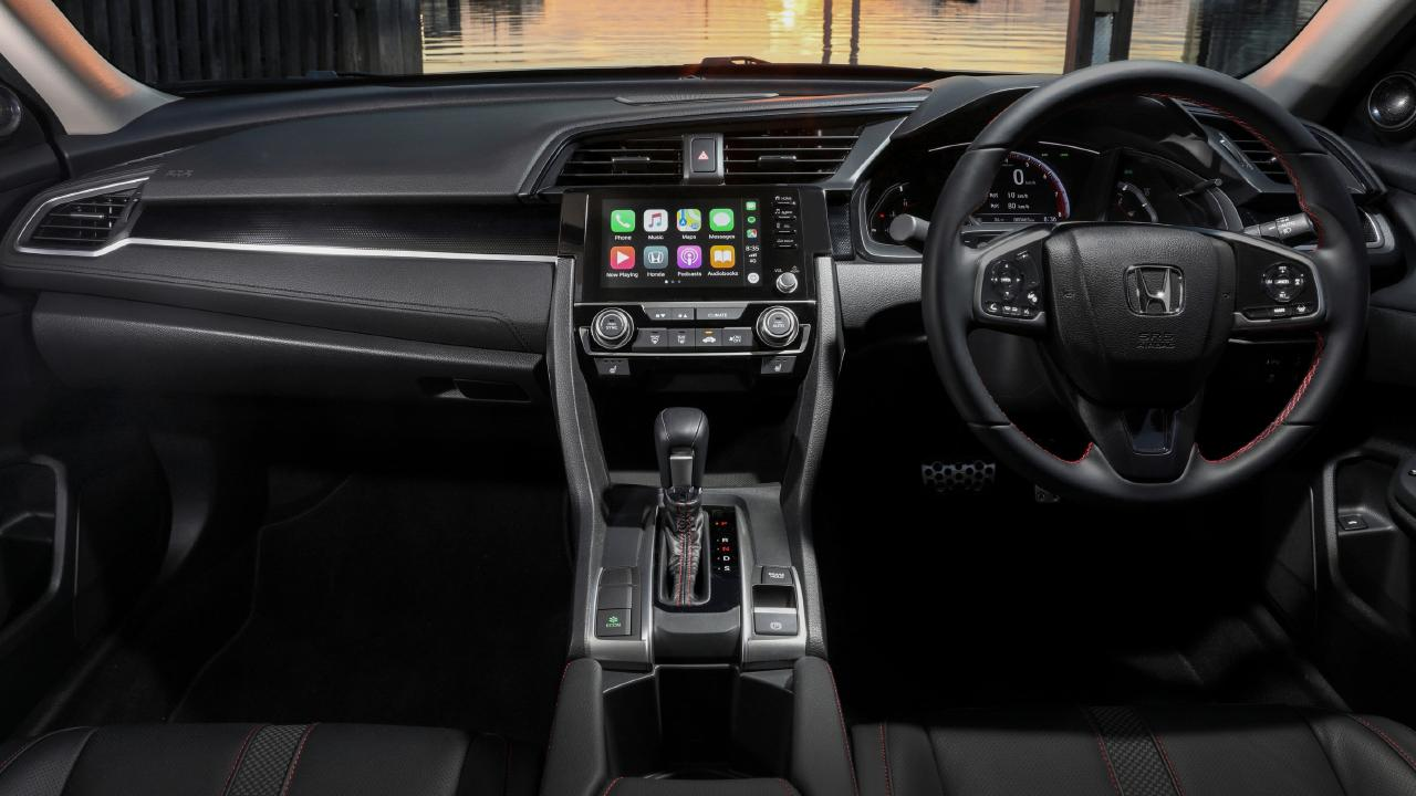 Driver first: Cockpit and seating enhance the feel; rear occupants aren't neglected