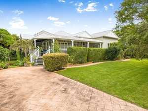 Beautiful Toowoomba homes hit the market