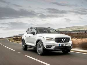 Compact Volvo XC40 generating plenty of love