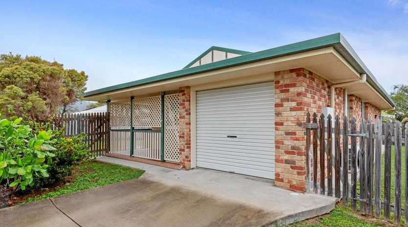 7 Broad Court, Norman Gardens, sold on March 25 for $350,000, the average price for homes in the suburb as stated in Herron Todd White's month in review report for April.