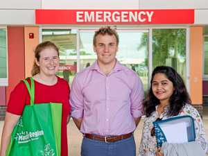 Backpacker's night out leads to rural medicine