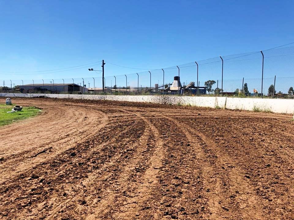 Roma International Motor Speedway track