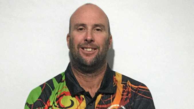 Coolangatta-Tweed club president Mark Robson.