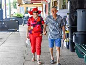Two-wheel terror: couple say enough