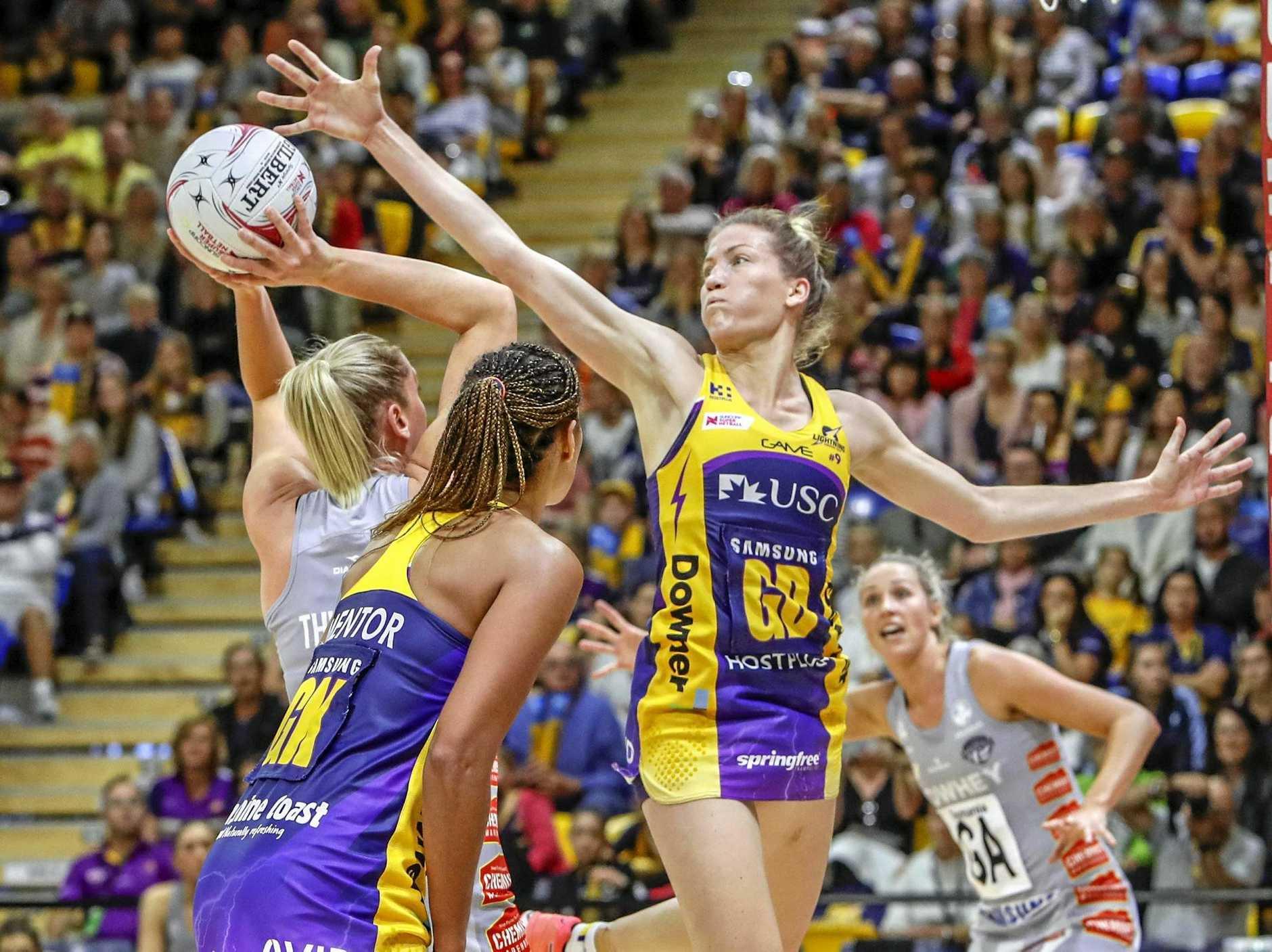 Karla Pretorius named vice-captain for the Lightning.