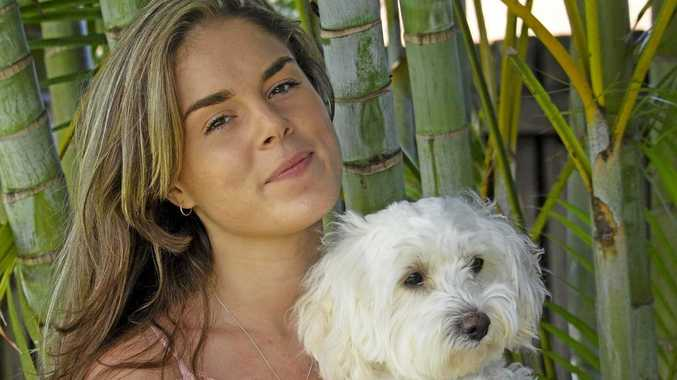 A BETTER WORLD: Amy Byrnes is the Hinkler candidate for the Animal Justice Party.
