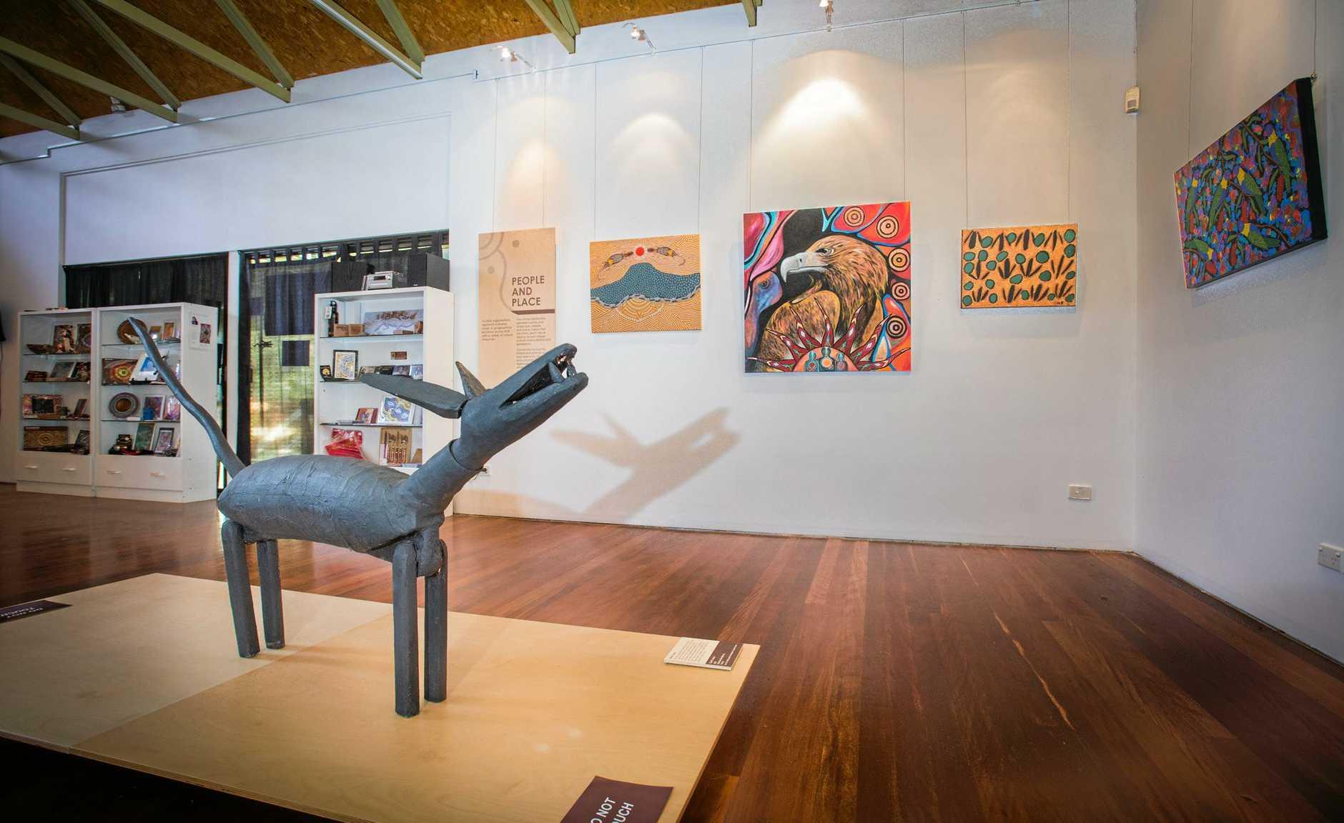 Yarrawarra Aboriginal Cultural Centre, WADJAR REGIONAL INDIGENOUS GALLERY COLLECTION