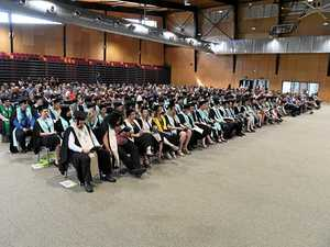 CQUniversity graduation