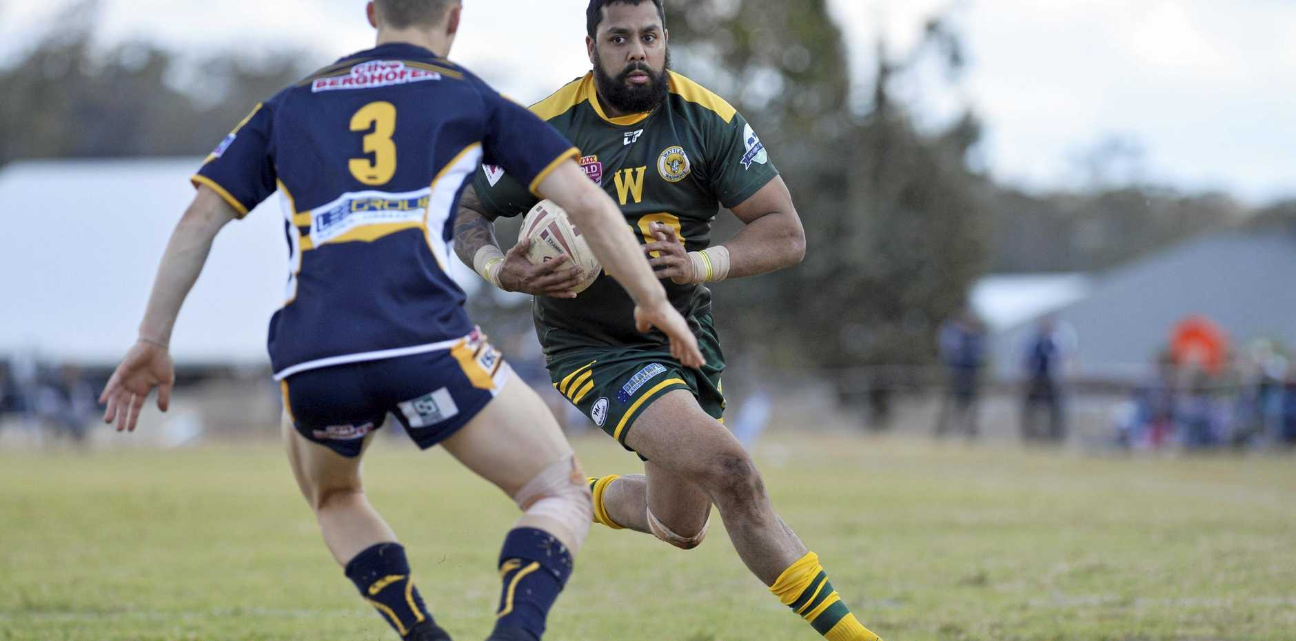 Nathan Gaulton, of Wattles, is in fine form this season.