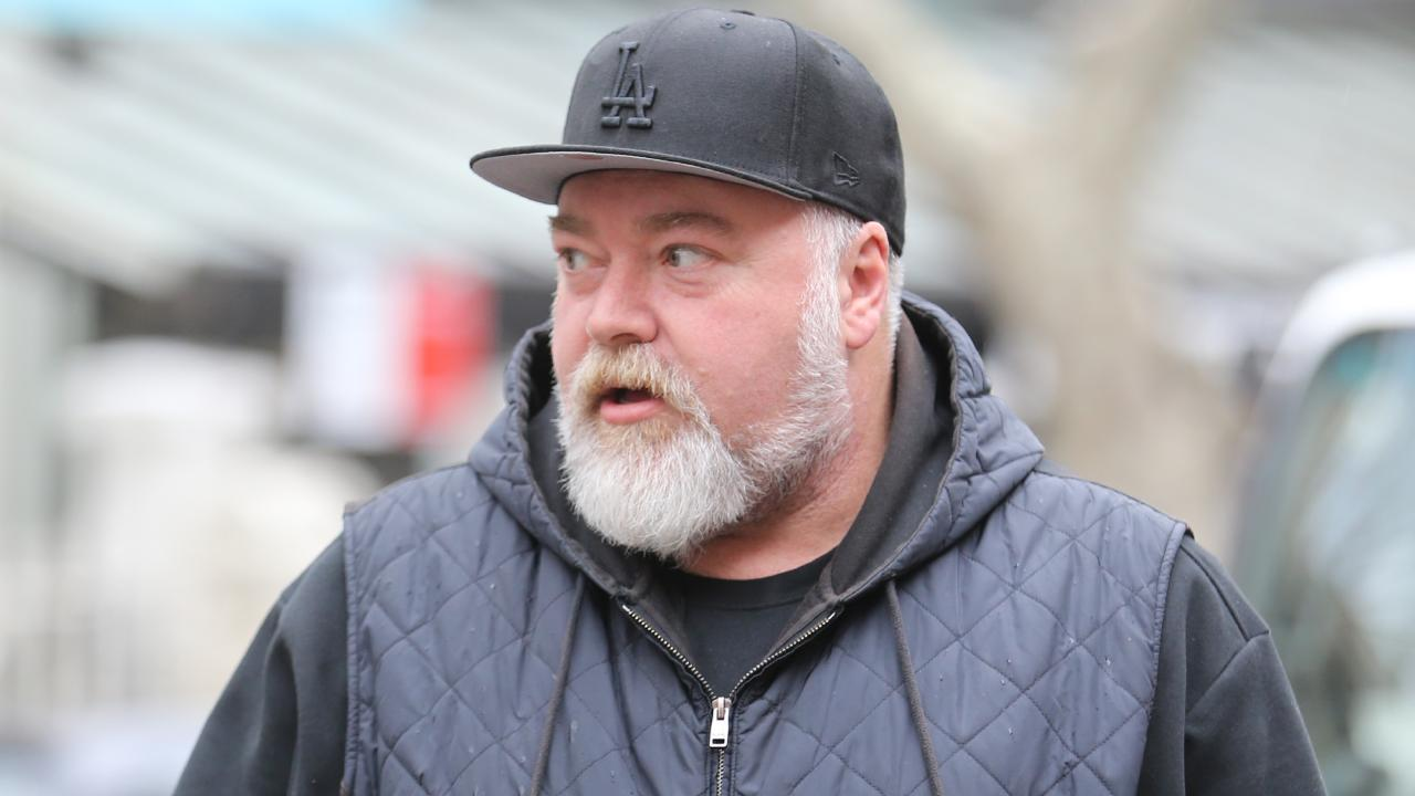 Sydney shock jock Kyle Sandilands has reportedly been hounding Scott Morrison to come on his show. Picture: John Grainger