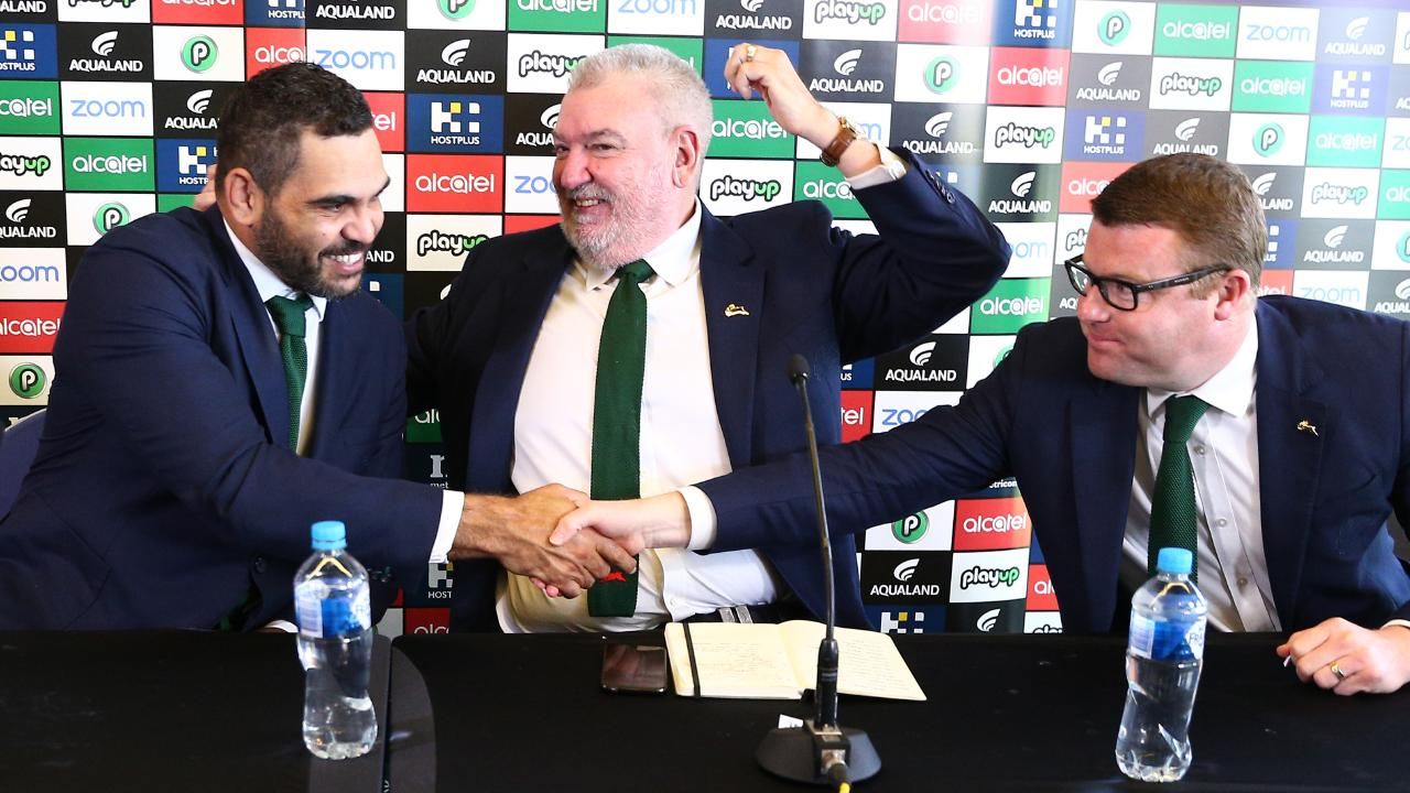 The Rabbitohs have inadvertently exposed a salary cap loophole in the wake of Greg Inglis' retirement.