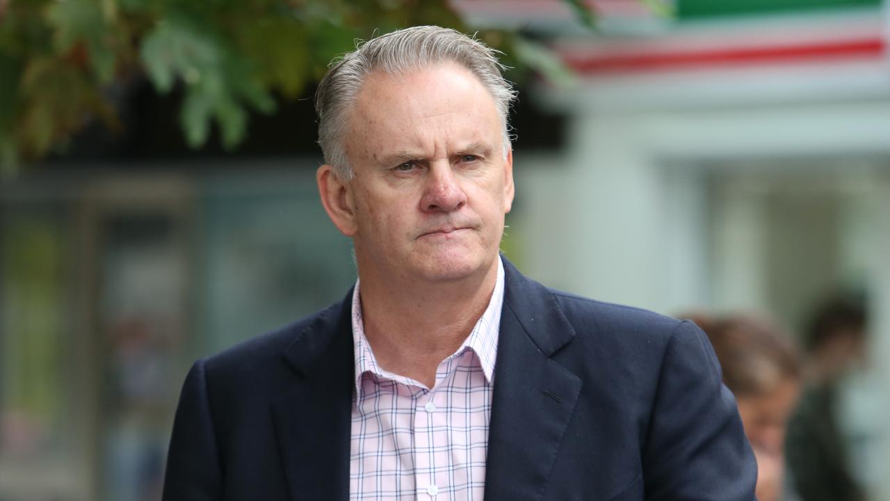 Mark Latham also picked up a seat. Picture: Hollie Adams