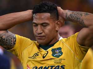 Update: Defiant Folau shown the door