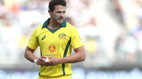 Nathan Coulter-Nile will offer decent support to Australia's more celebrated pace attack.