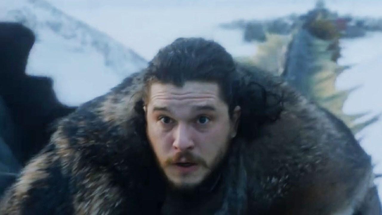 """Oh my God, you love riding dragons? So weird, same!"""
