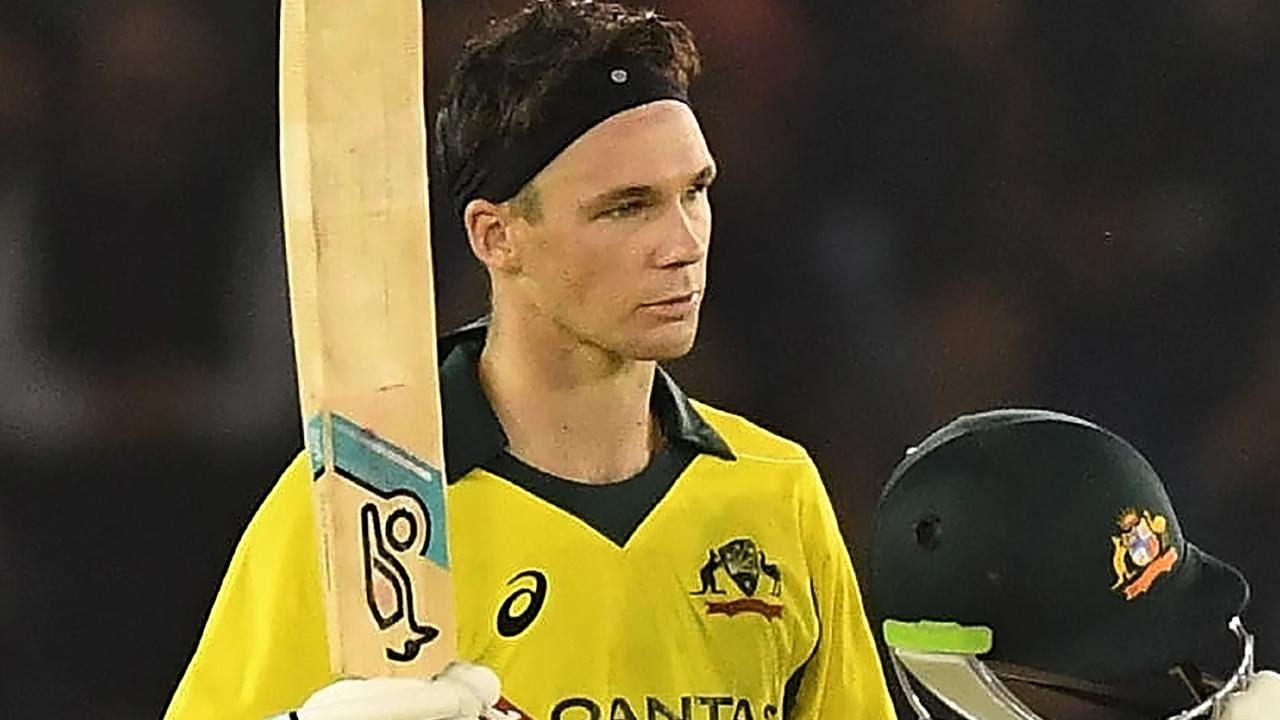 There's not much else Peter Handscomb could have done.