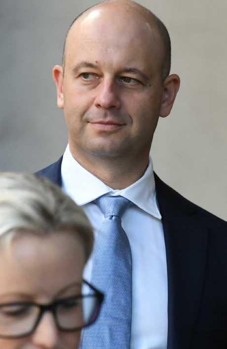 NRL CEO Todd Greenberg provided 500 emails from fans clamouring for the code to take a tougher stance against players facing serious criminal charges. Picture: AAP