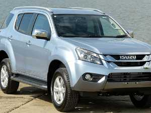 Solid citizen, on and off-road: Isuzu MU-X review 2013-17
