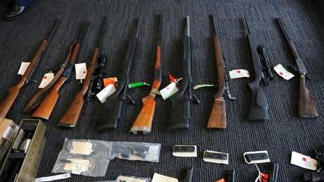 """Criminals often want to """"trade guns for years off their sentence""""."""