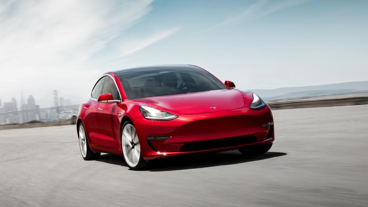2019 Tesla Model 3.