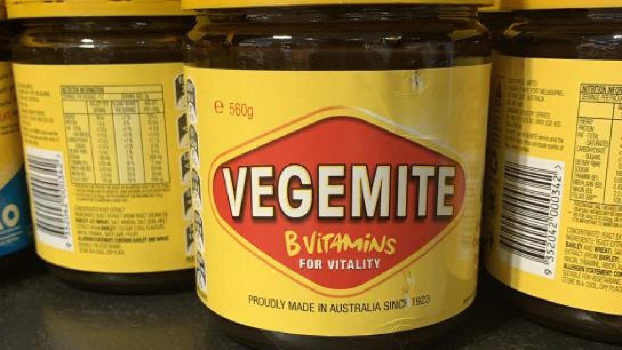 This jar of Vegemite was on sale at Sydney Airport for $19.