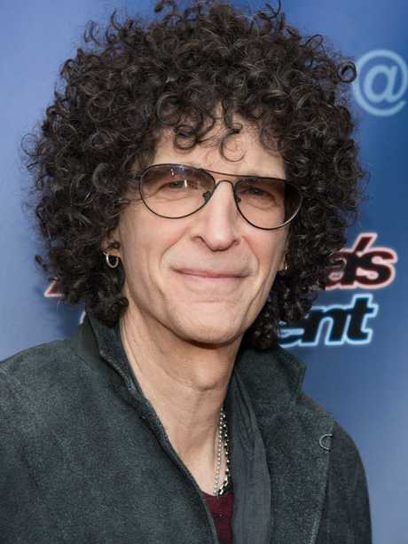 US radio host Howard Stern has a knack for getting celebrities to open up. Picture: Getty Images