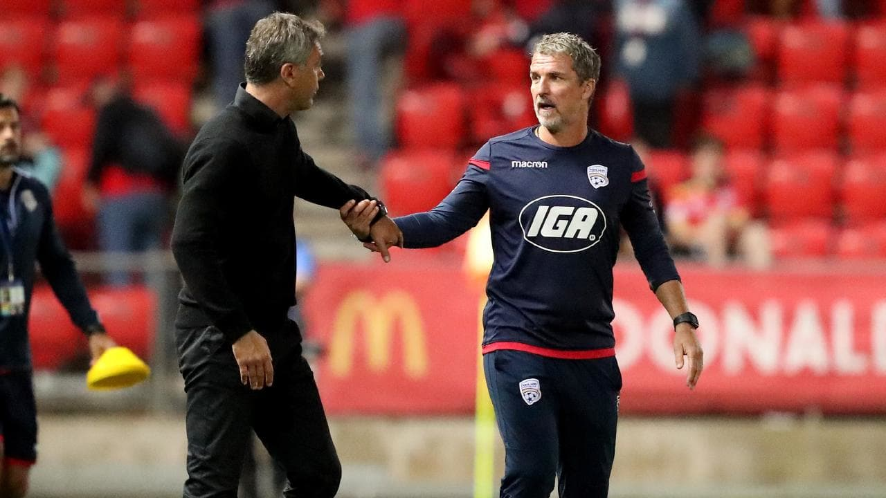 Mark Rudan has been strongly linked to Western United.