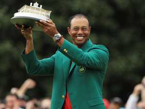 I'm playing: Tiger reveals dual Cup role