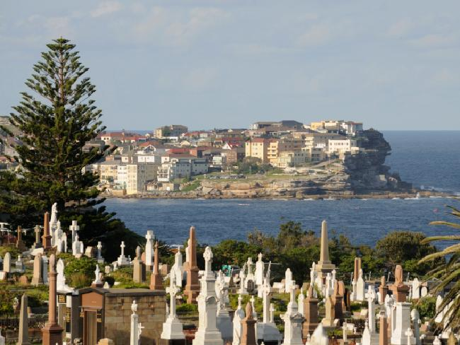 The history of Waverly Cemetery