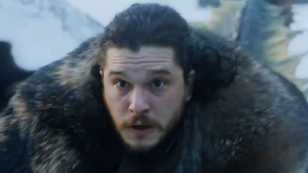 By the end of the season eight premiere, Jon Snow knows a thing or two.