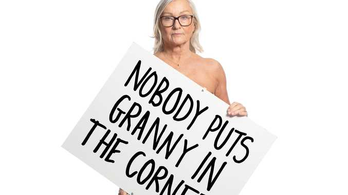 The new pro-age campaign is a call-out to the advertising industry to turn around their ageist attitudes to older Australians.