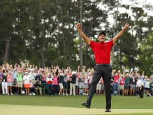 'He's back': Tiger stuns the world