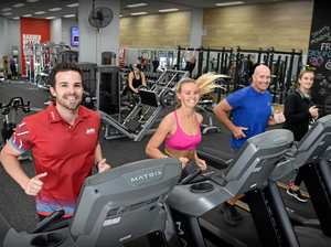 Gym puts health first with fundraising initiative
