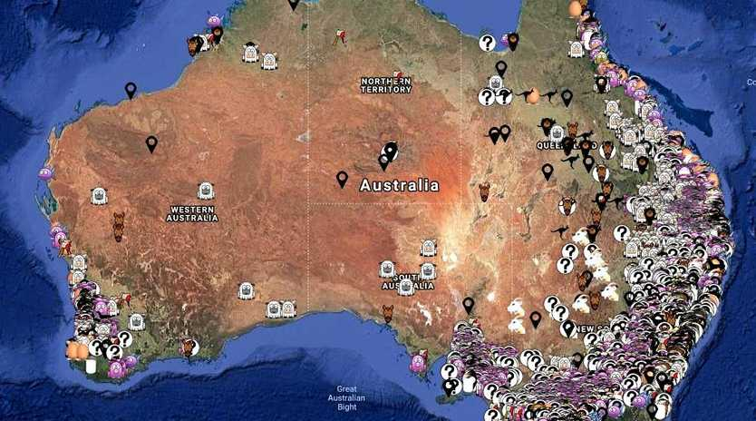 PRIVACY FEARS: People are calling for The Aussie Farms Map to be brought under new privacy laws.