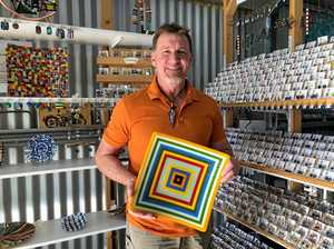 Glass tradie lives his dream